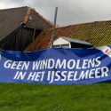 Windmolens IJsselmeer