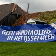 Windmolens IJsselmeer