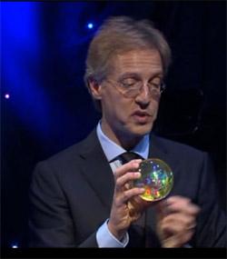 Robert Dijkgraaf Oerknal
