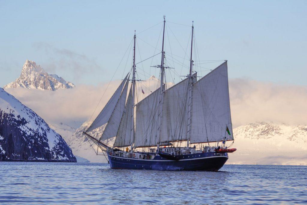 zeilschip renbrandt van Rijn