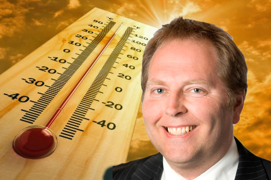 Willen Joustra achtergrin thermometer