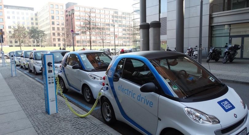 Elektrische Auto S Semi Elektrische Auto S Plug In Hybriden